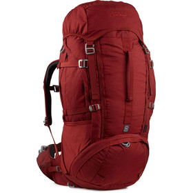Lundhags Gnaur 60 Backpack Dark Red